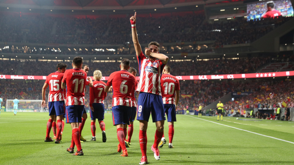 Will Atletico Madrid be on their way up after their match with Qarabag?
