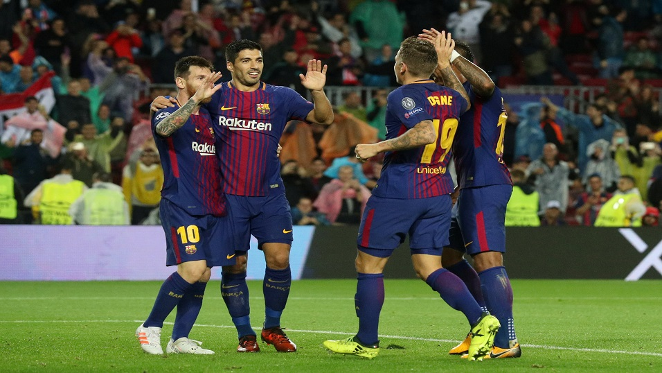 Rivaldo thinks Barca's fearsome attack will be too strong for Sevilla