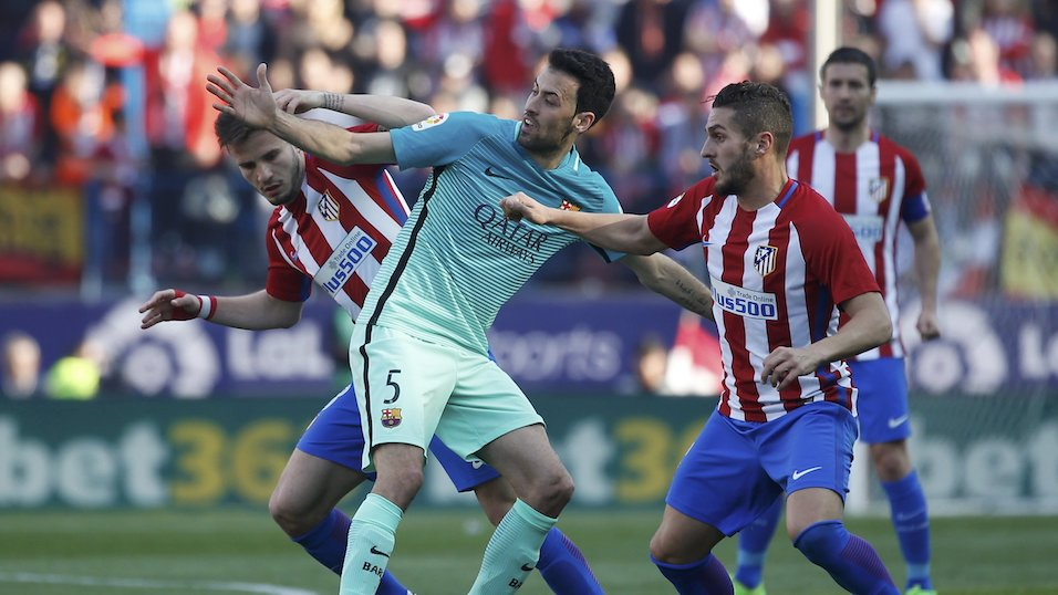 Barcelona will be looking for victory on their first trip to the Wanda Metropolitano