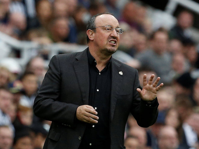 Can Rafael Benitez hide the weaknesses in Newcastle's defence?