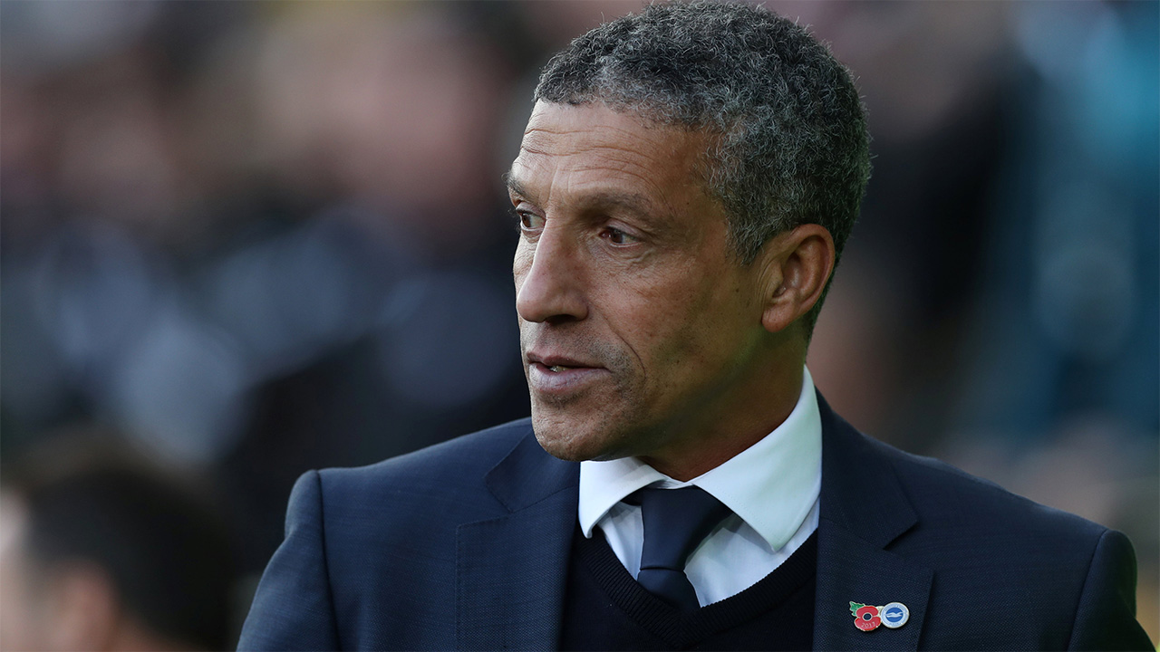 Brighton still have much to learn, insists Chris Hughton