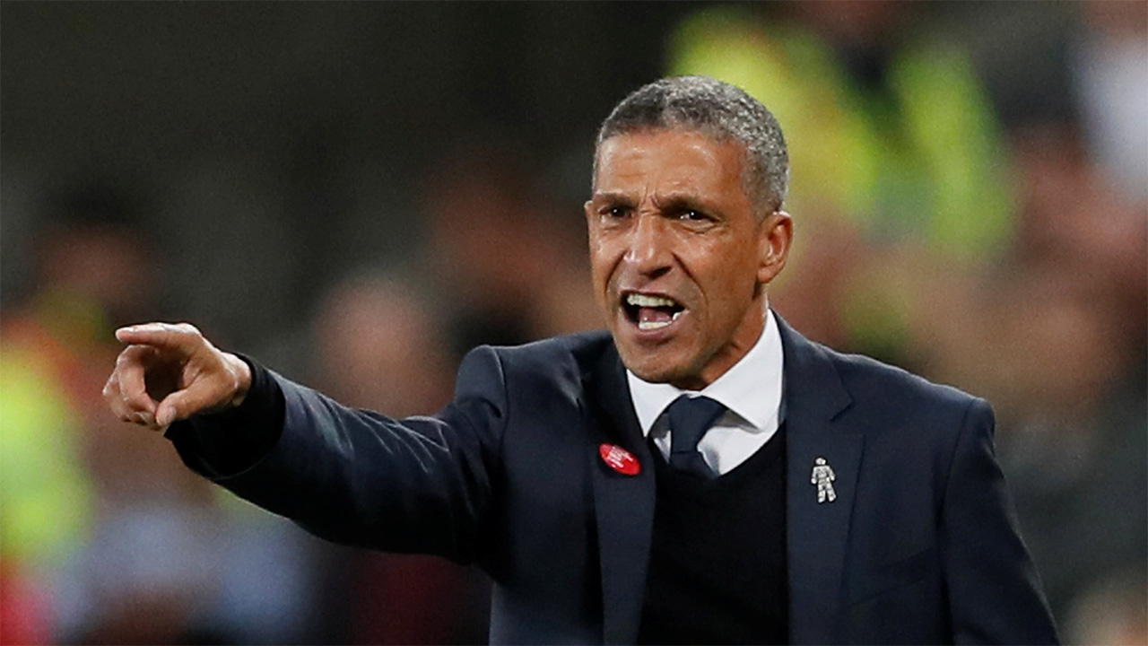 Can Chris Hughton inspire Brighton when they host Southampton?