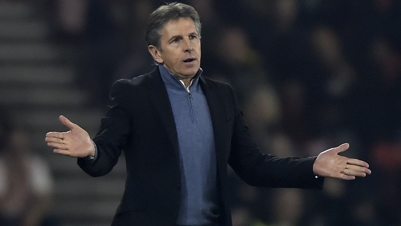 Claude Puel is back - can he lift Leicester?