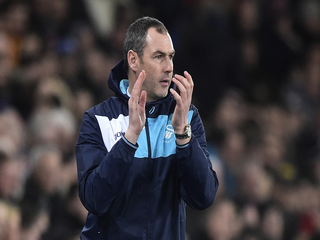 Will Paul Clement be applauding his Swansea side after their match with Sunderland?