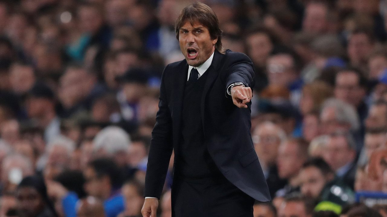 Antonio Conte's Chelsea could be about to make it four wins in a row.