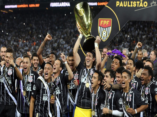 Corinthians have already lifted one trophy this year