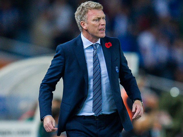 David Moyes's job as Sunderland boss is hanging by a thread after taking only two points from 10 games