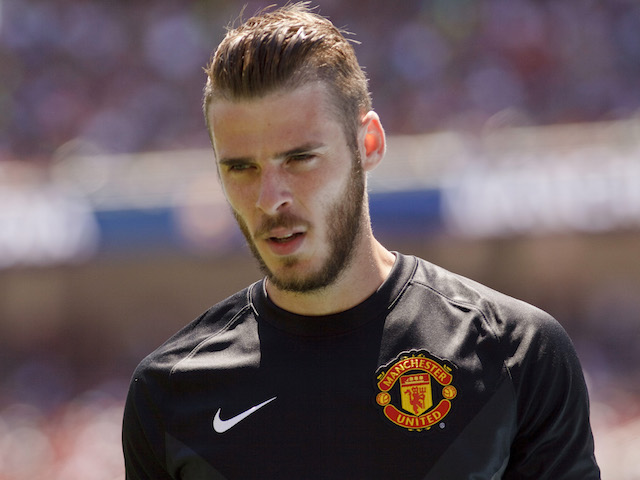 David de Gea may be busier this Saturday than he has been in United's opening games