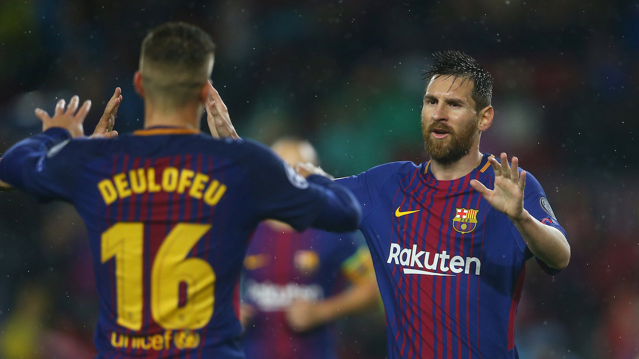Barcelona should be able to ease past Sevilla