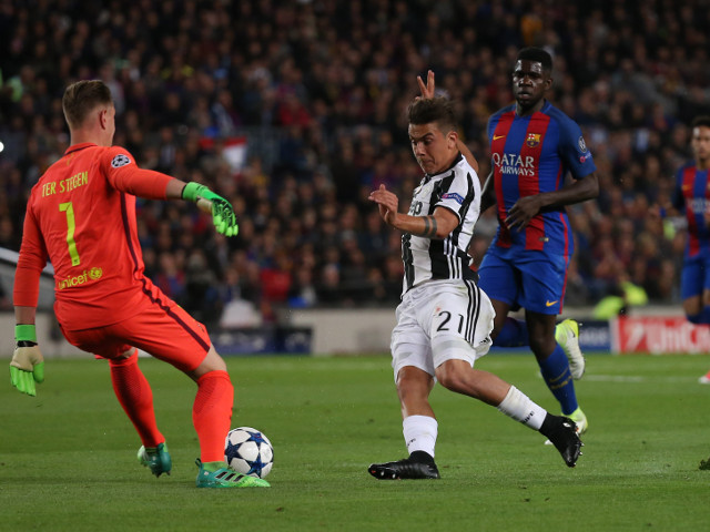 Paulo Dybala already tormented Barcelona last season and is on better form than ever right now