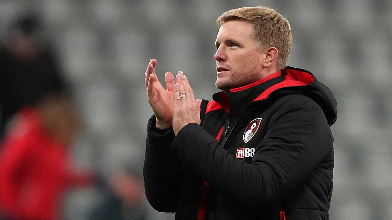 Eddie Howe's side are climbing up the table after a slow start to the season