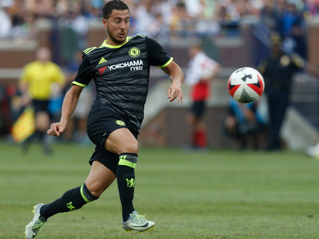 Hazard could be the pivotal man against Man City