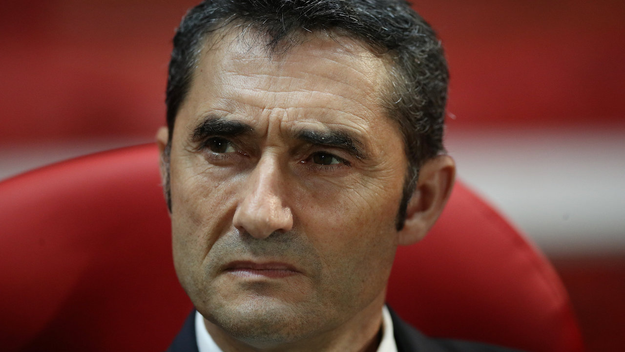 Ernesto Valverde goes back to San Mamés with Barcelona on Saturday