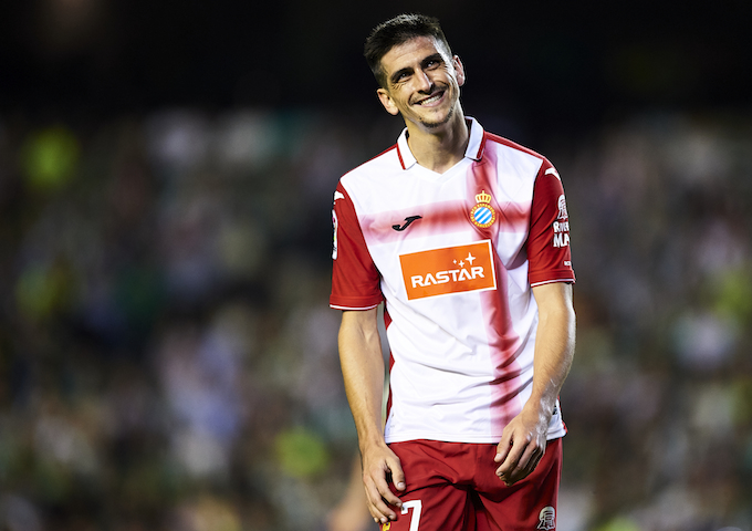 Gerard Moreno and Espanyol may have some joy against the Real Madrid backline