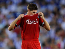 Steven Gerrard scored at the weekend from the penalty spot and could conspire with his mate Fernando Torres to make Stoke's visit to Anfield an