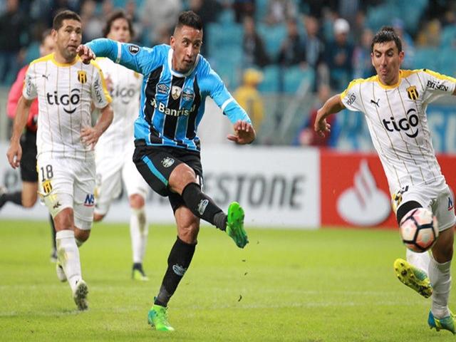 Can Gremio fire their way to Copa Libertadores glory?