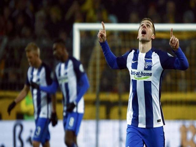 Hertha Berlin could be dark horses for the Europa League