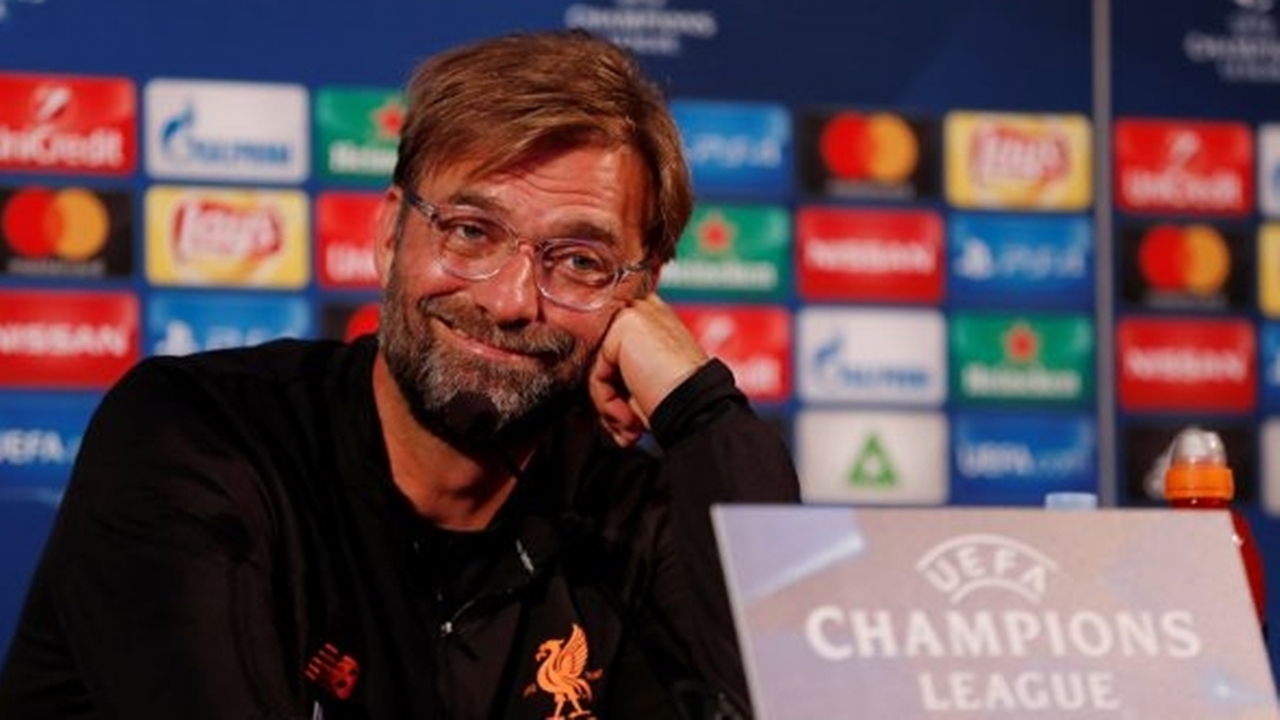 Jurgen Klopp knows that he has to deliver tonight