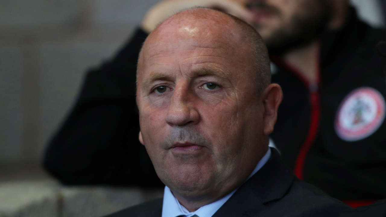 John Coleman has his eye on automatic promotion from League Two
