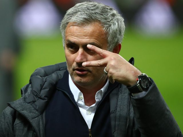 Mourinho loves nothing better than beating his old clubs.