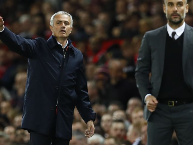 Mourinho and Guardiola are still in the Carabao Cup but will avoid each other in round four
