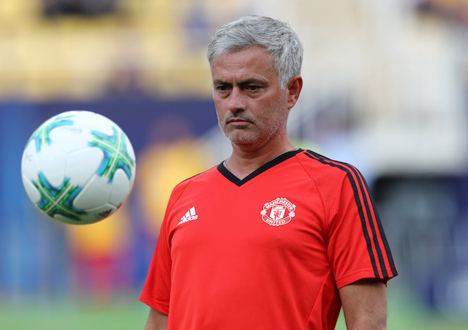 Manchester United will be looking for a third league win of the season when they host Leicester.