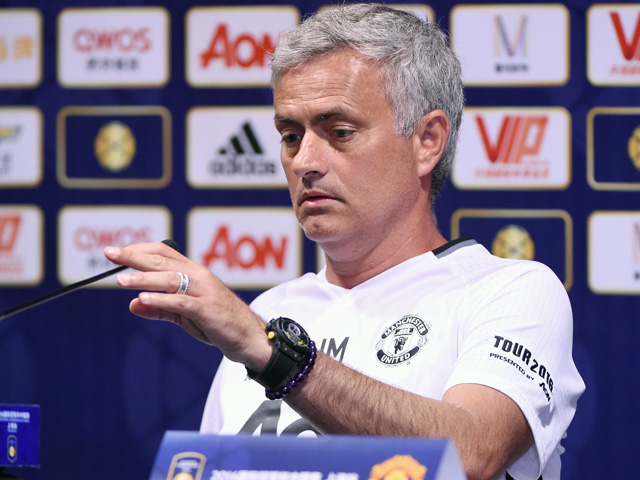 Jose Mourinho has encountered a lot of disciplinary problems this season