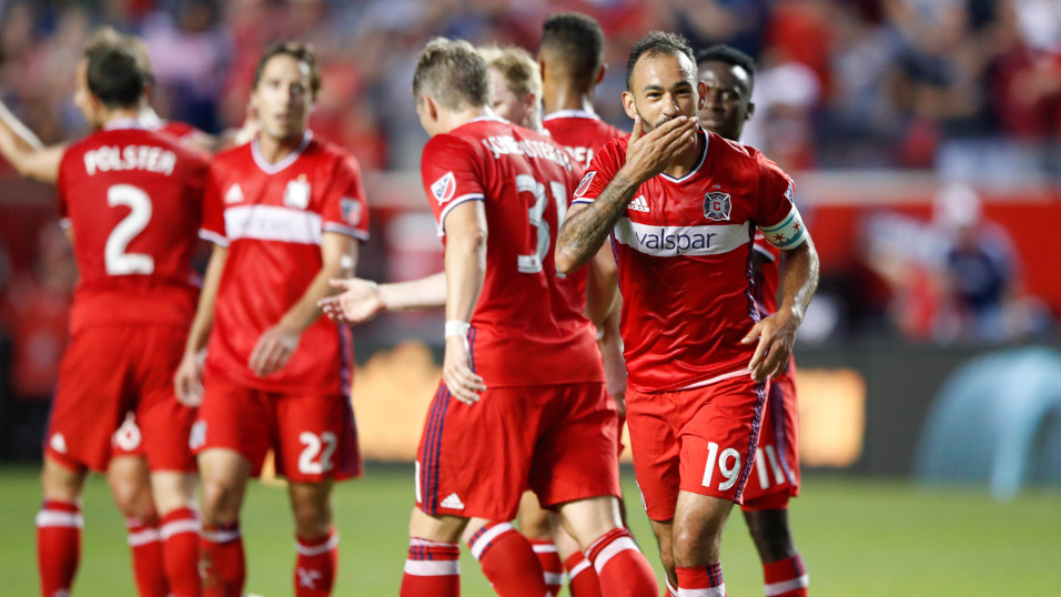 NY douses Chicago Fire