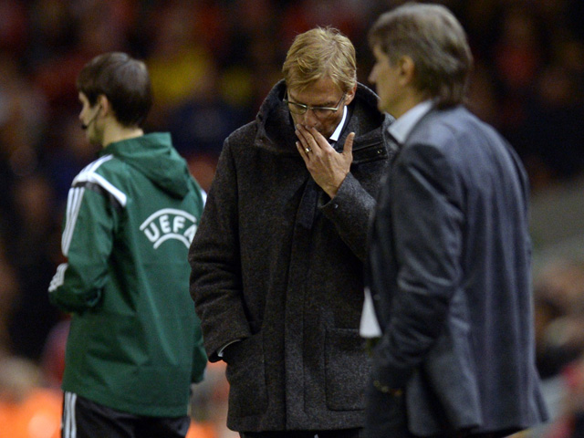 What just happened? Liverpool voted the biggest letdown on a weekend of acca busters