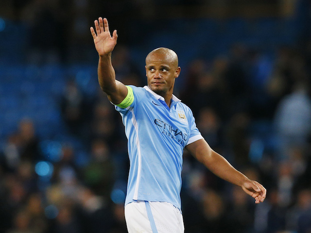 The return of Vincent Kompany has improved City's defending