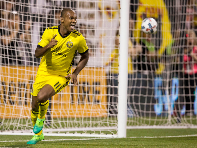 Ola Kamara is on sparkling form for Columbus Crew
