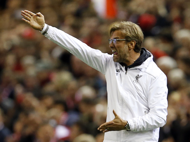 Klopp's Liverpool could easily fall to defeat against Everton this weekend