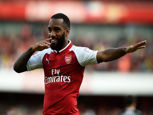 Alexandre Lacazette is an interesting option this week as Arsenal travel to Watford