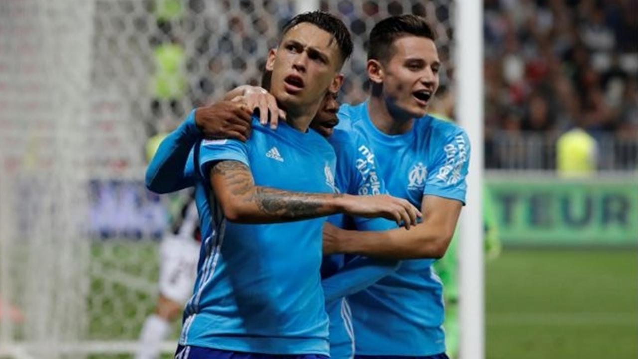 Marseille recently beat Nice 4-2