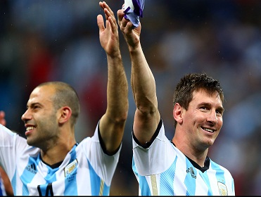 Mascherano's steel has been as important as Messi's magic
