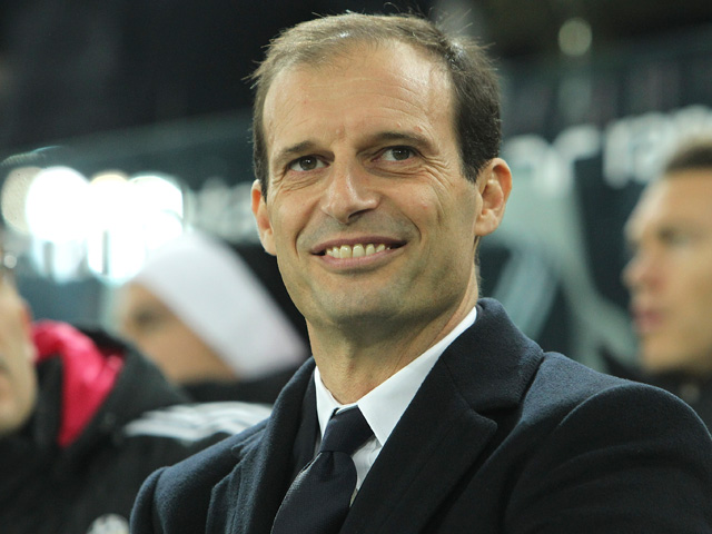 Allegri's side have performed well away from home in this competition
