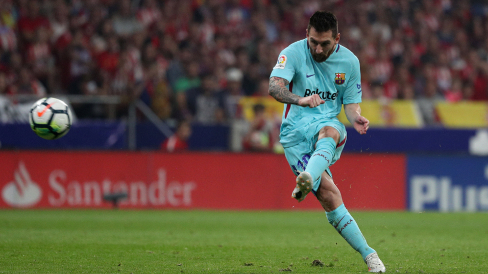 Jordi Alba out for Barcelona against Olympiakos after picking up knock