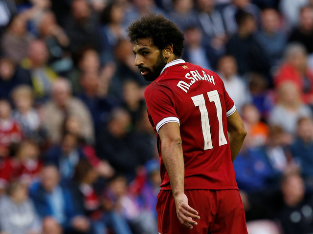 The speed of Mo Salah could be crucial on Wednesday night
