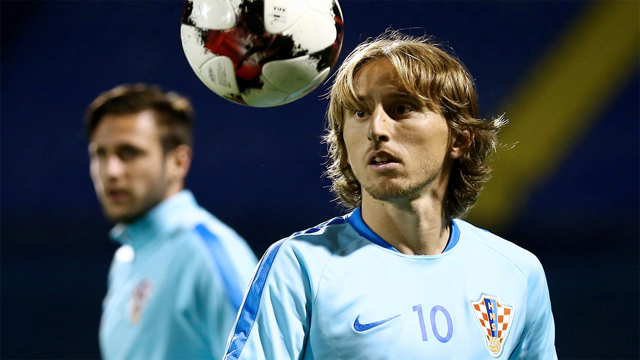 Luka Modric's Croatia are a good bet for World Cup 2018