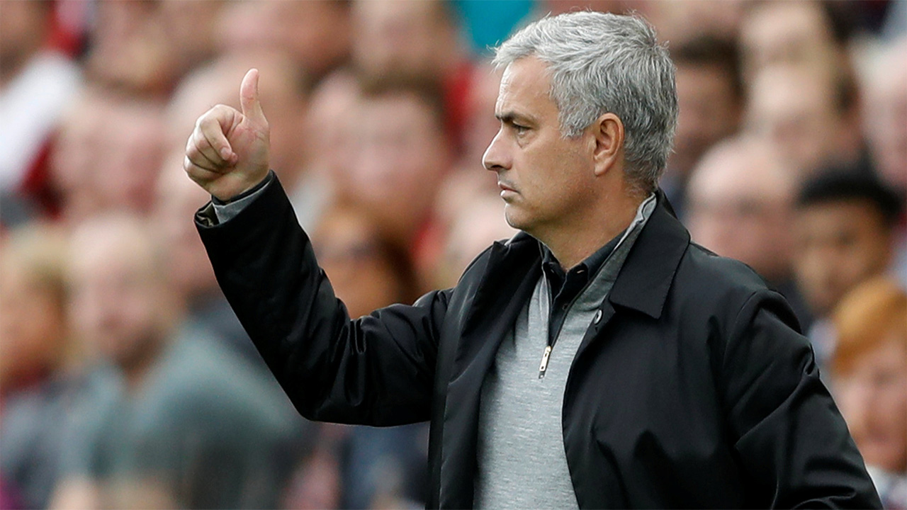 Jose Mourinho is unlikely to come out all guns blazing