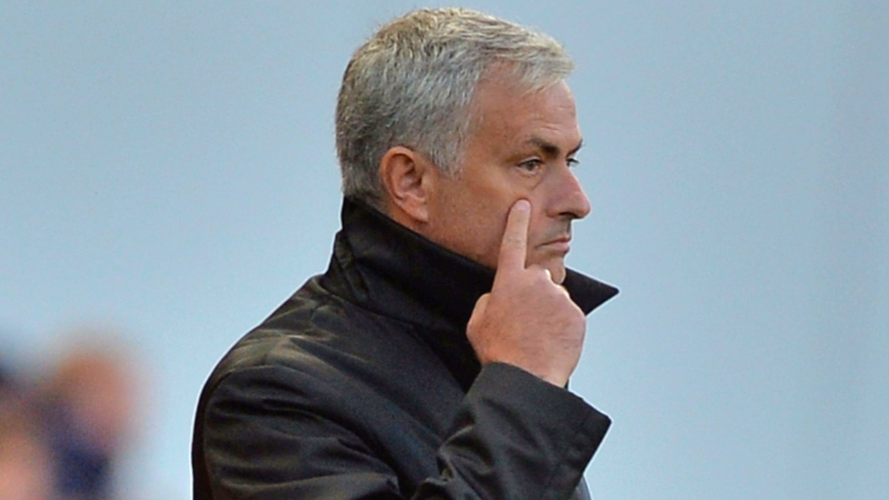 Mourinho may be content to take a point