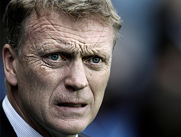 David Moyes will be desperate to avoid losing to Everton again
