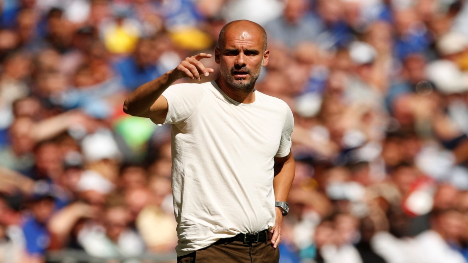 Manchester City are unbeaten in 24 matches across all competitions