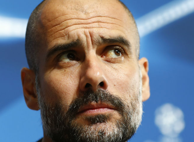 Last season was the first time Pep Guardiola failed to reach the Champions League semi-final stage