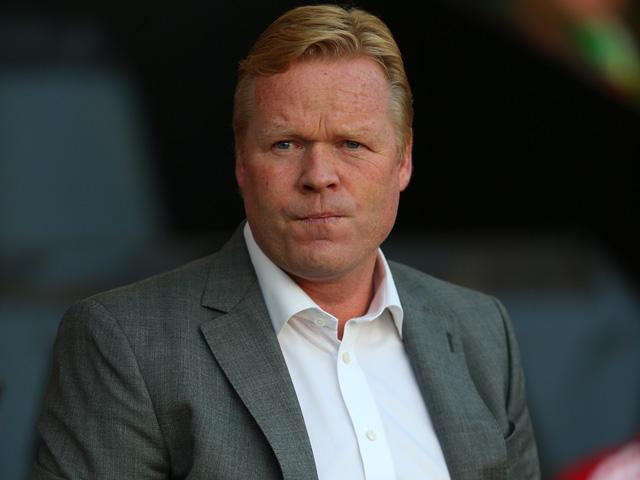 Ronald Koeman set for more frustration against former club