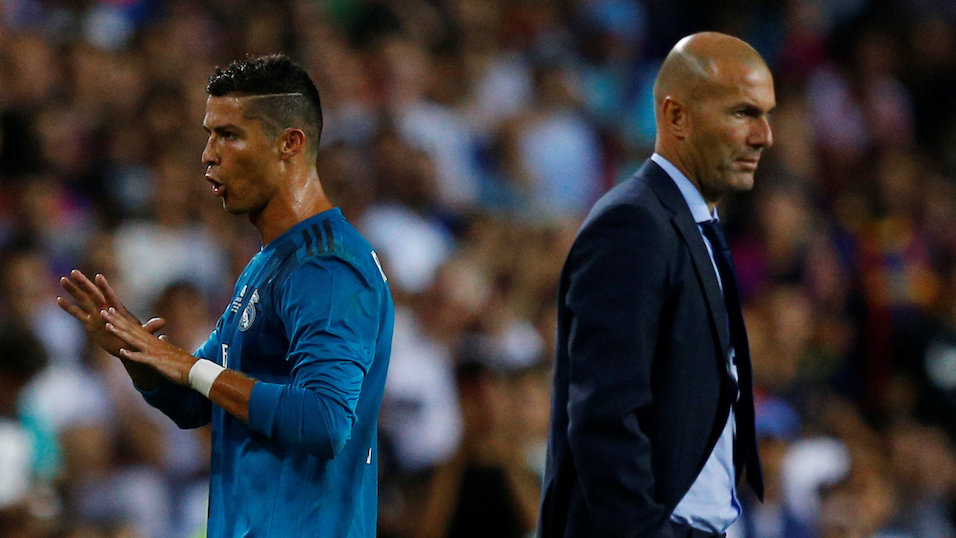 Can Tottenham thwart Cristiano Ronaldo, Zinedine Zidane and co?