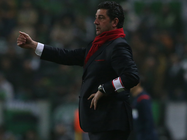 Rui Vitória's inexperience at this level could prove costly for Benfica