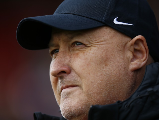 Impress me: Russell Slade will want to know about his Grimsby players before summer changes