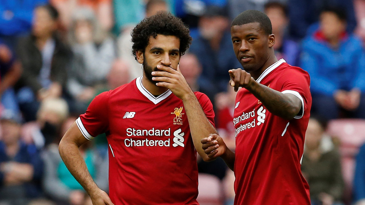 Mo Salah will be leading the Liverpool charge at the Sánchez Pizjuán