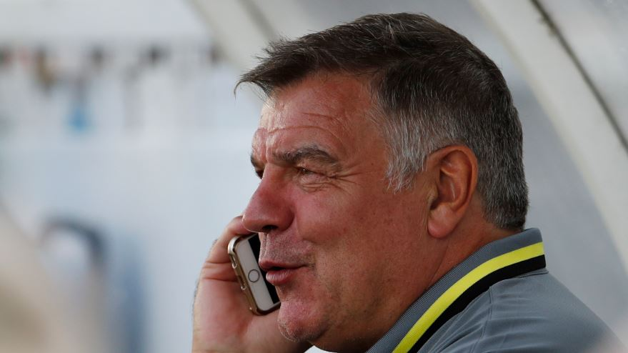 Big Sam to head to the King Power?